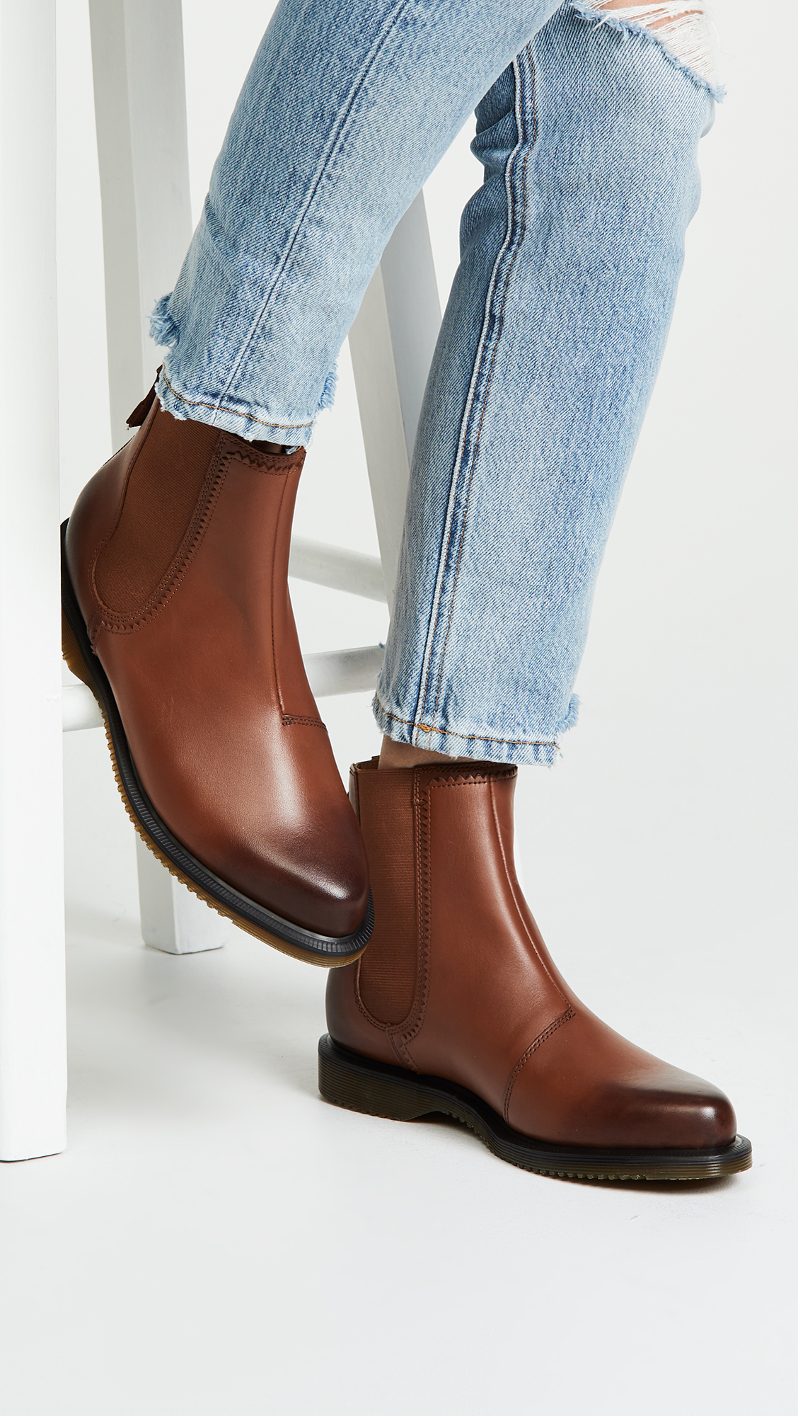 aac71ac3916 Dr. Martens Zillow Temperley Chelsea Boots