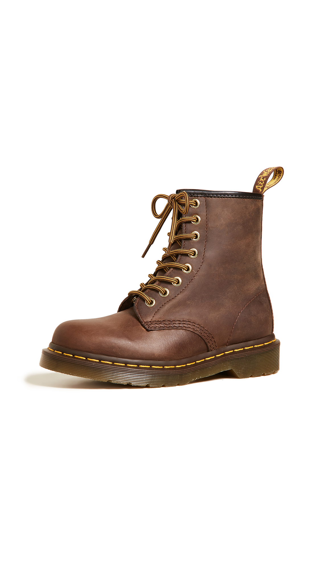 Dr. Martens 1460 8 Eye Boots - Aztec