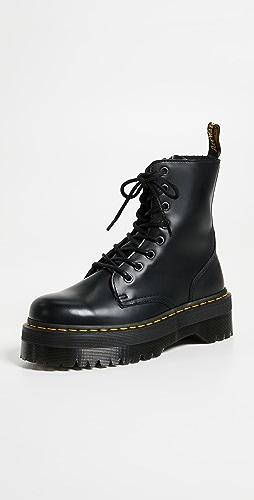 52edbd79ea377 Dr. Martens Jadon 8 Eye Boots