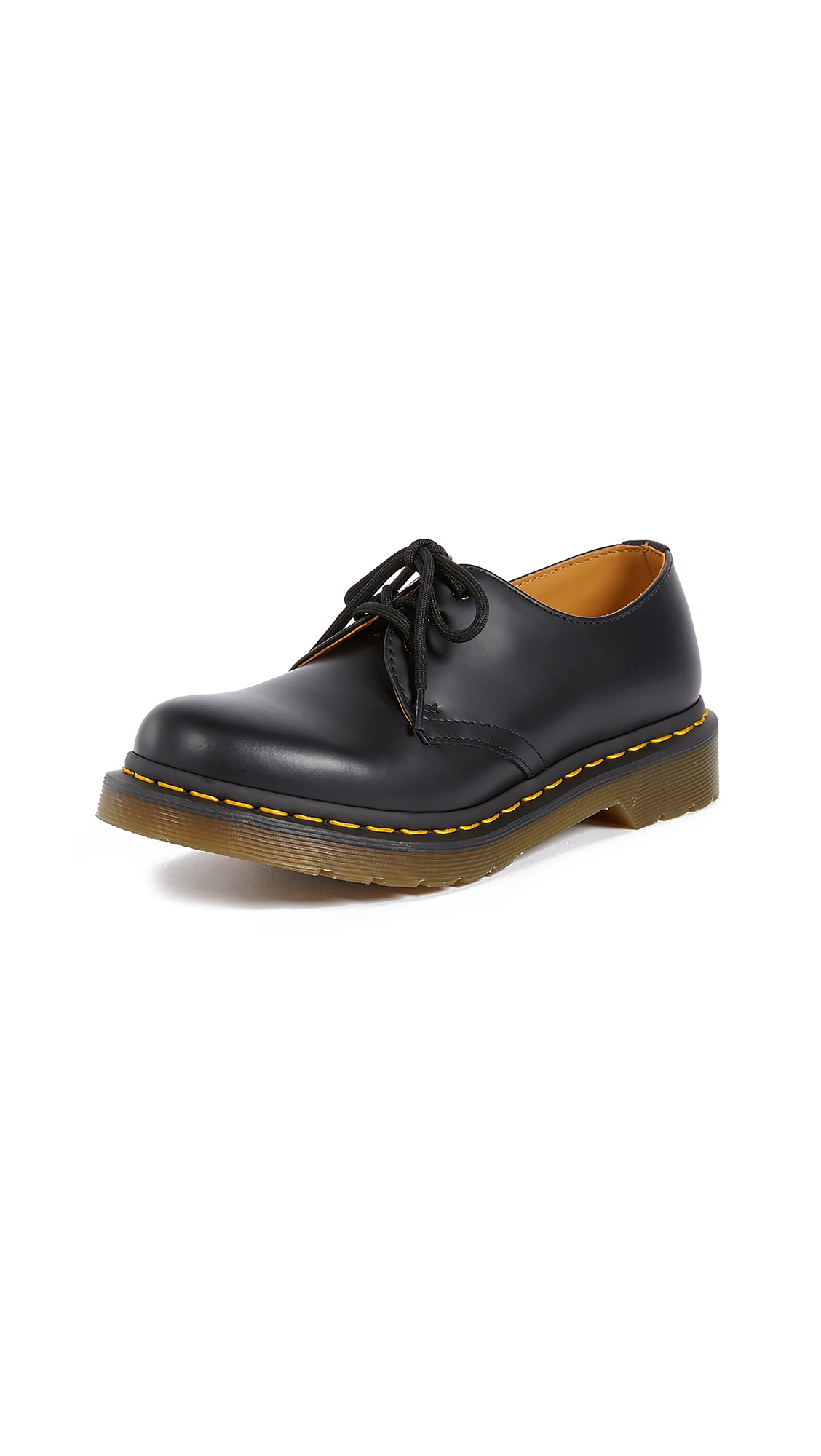 Dr. Martens 1461 3 Eye Oxfords - Black