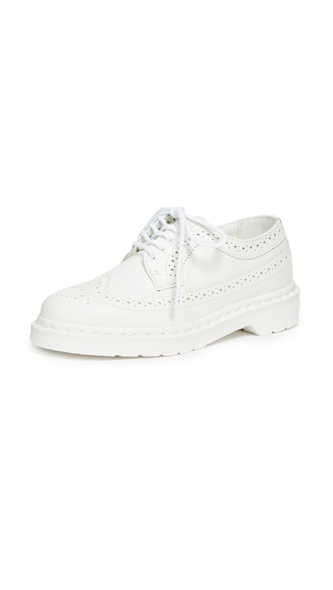 Dr. Martens 3989 Mono Shoes - White