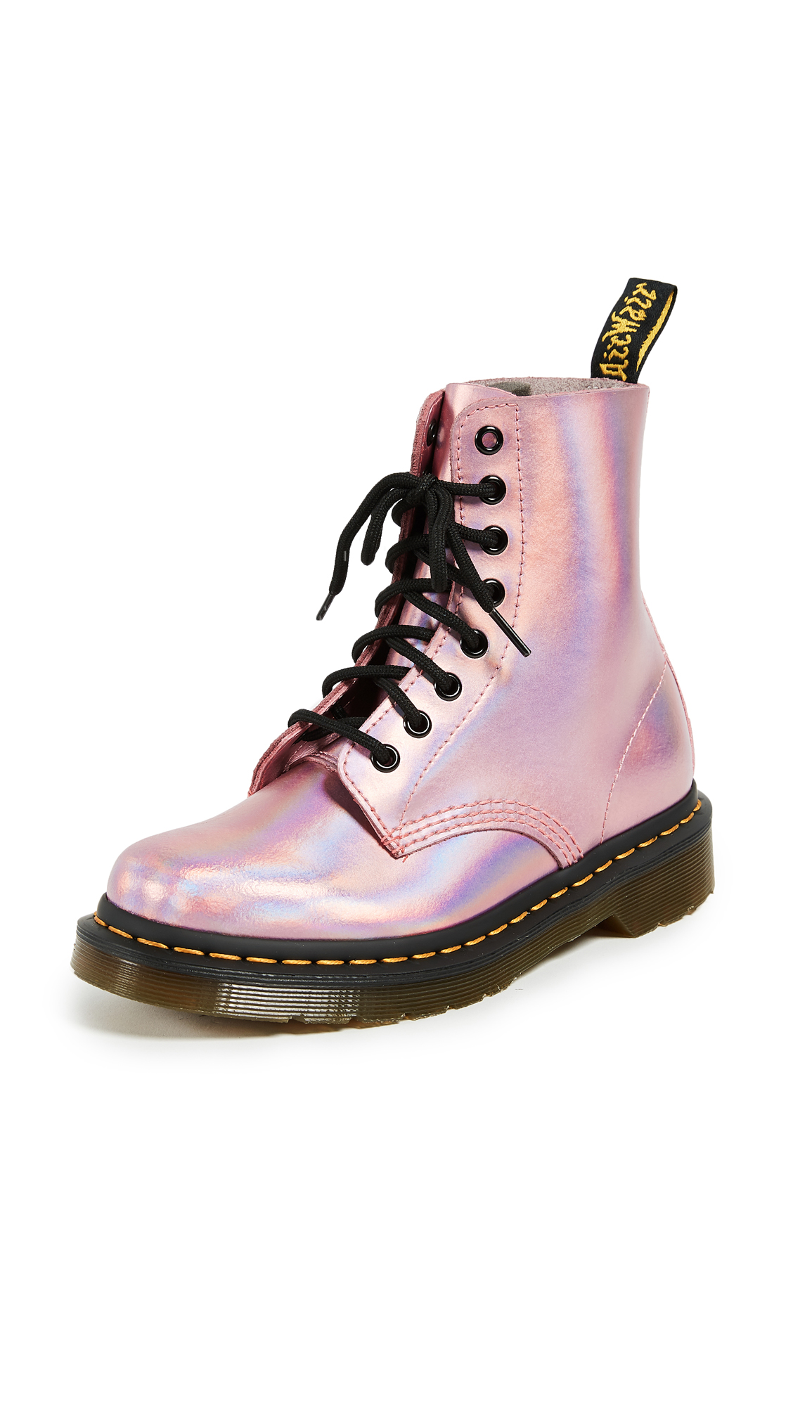 Dr. Martens Pascal IM Boots - Mallow Pink