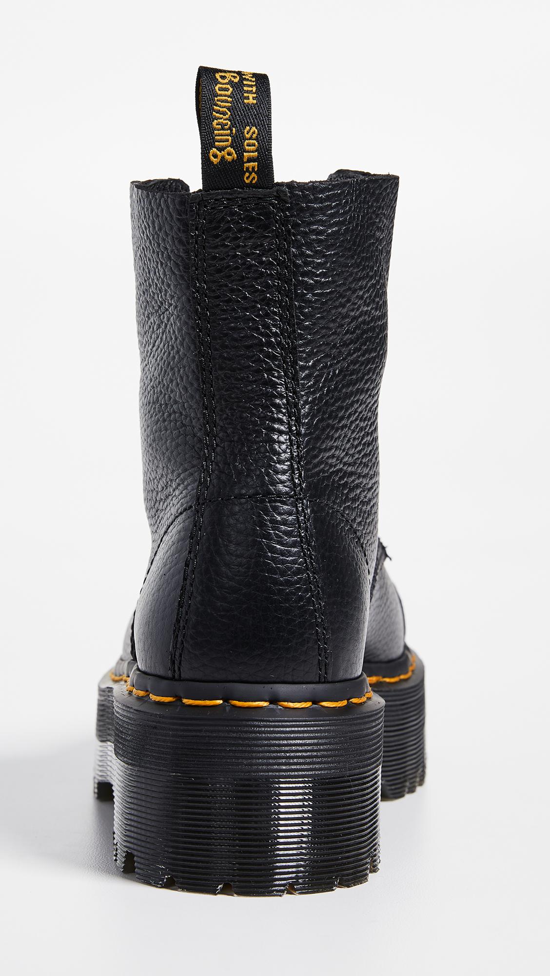 e90c8520a3d7 Dr. Martens Sinclair 8 Eye Boots