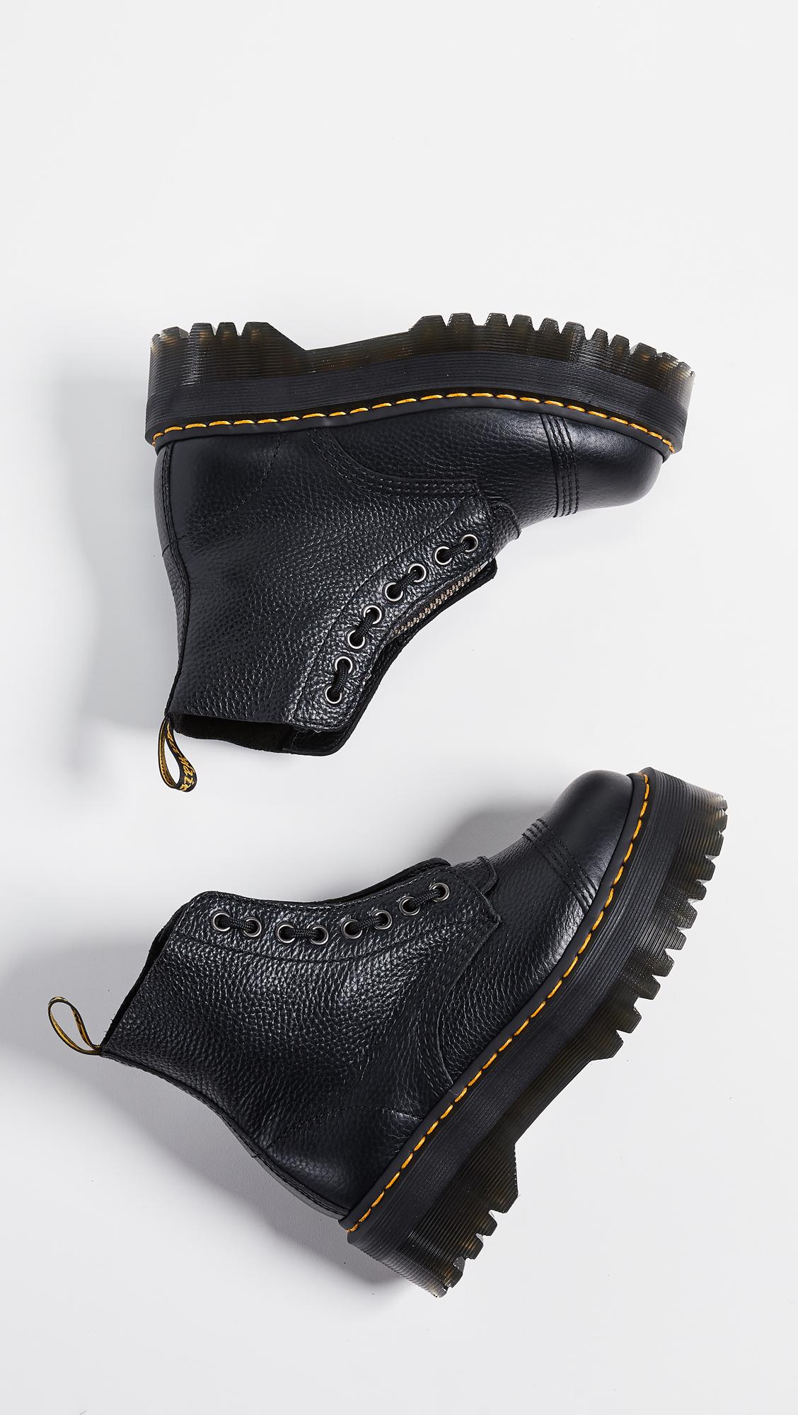 1a78b1105053 Dr. Martens Sinclair 8 Eye Boots