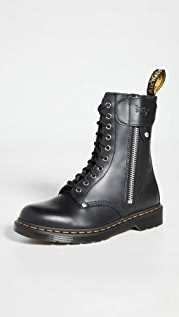 Dr. Martens x Schott 1490 10 Eye Boots