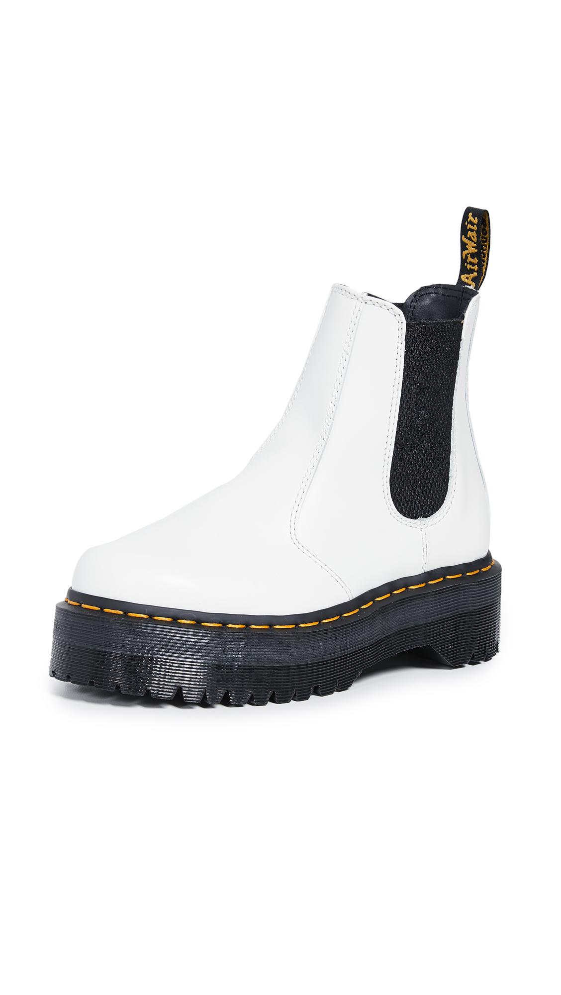 Buy Dr. Martens 2976 Quad Chelsea Boots online, shop Dr. Martens