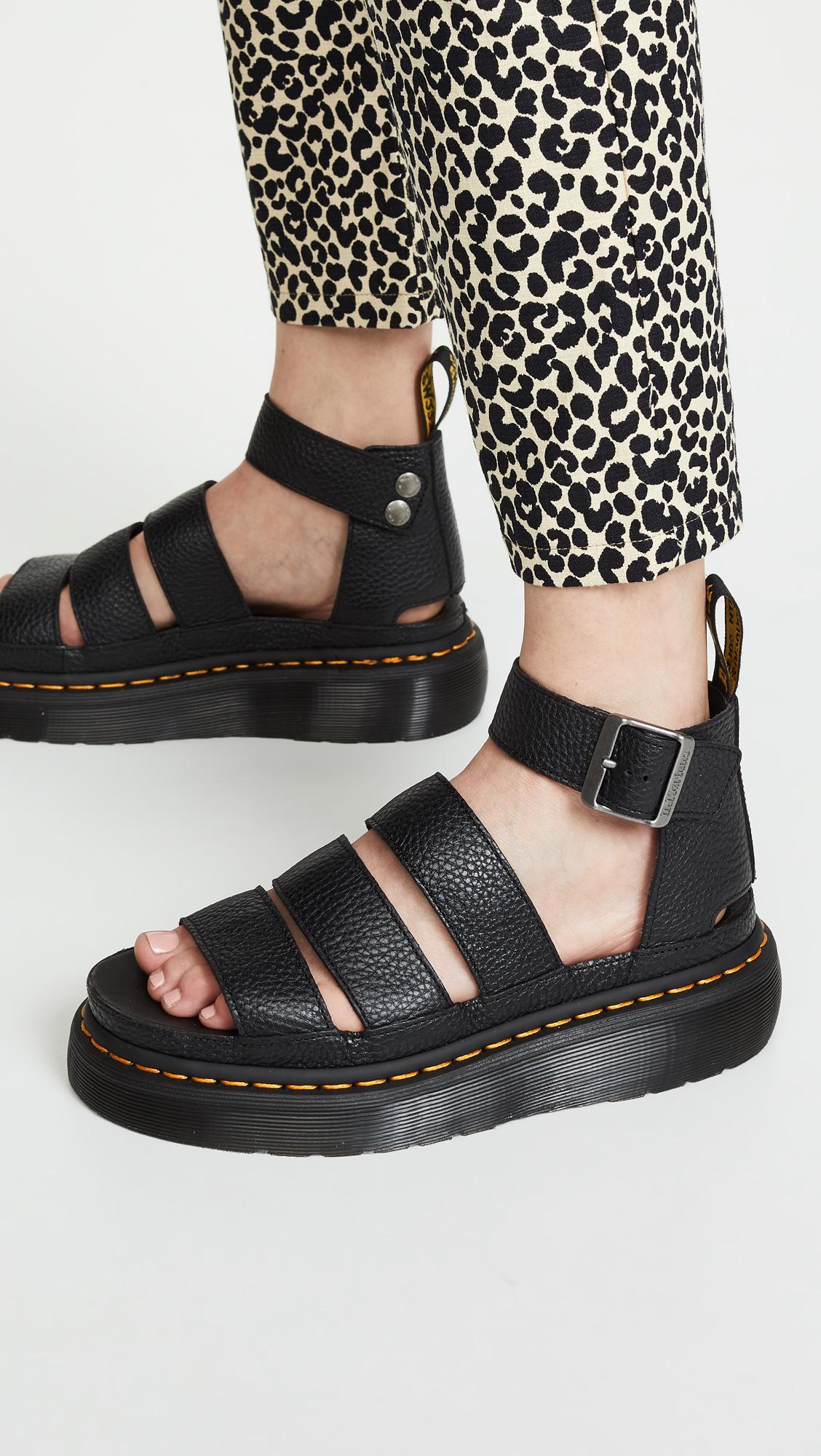 fc1a2af99b Dr. Martens Clarissa II Quad Sandals | SHOPBOP
