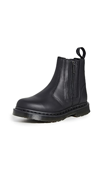 Dr. Martens 2976 Alyson w/zips Chelsea Boots