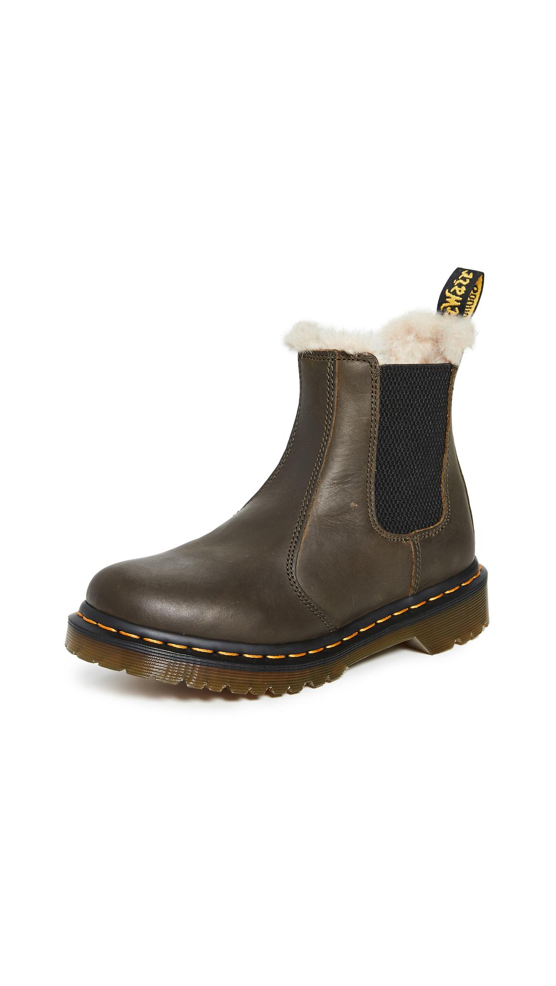 Buy Dr. Martens 2976 Leonore Chelsea Boots online, shop Dr. Martens