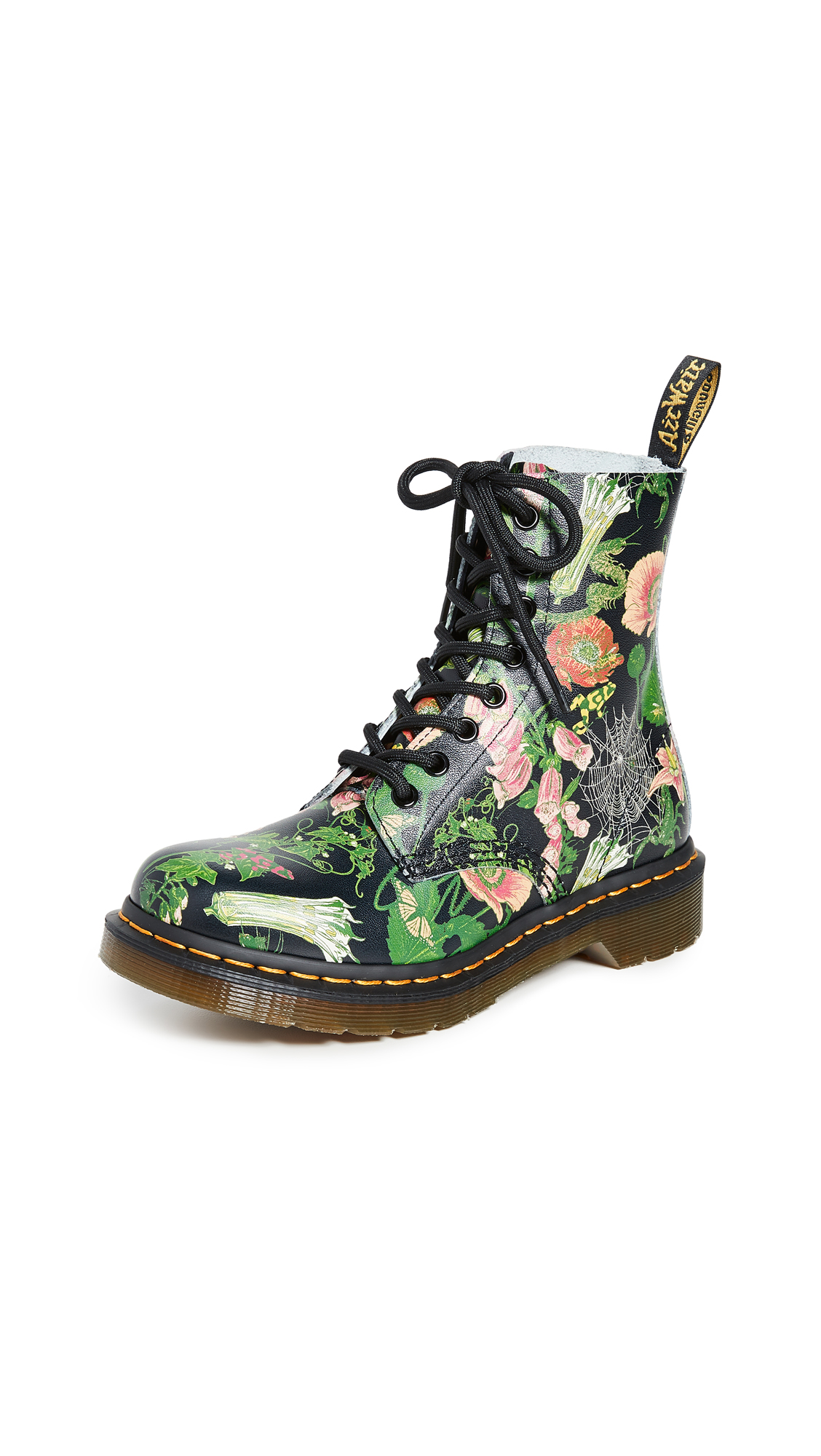 Buy Dr. Martens online - photo of Dr. Martens 1460 Pascal WB 8 Eye Boots