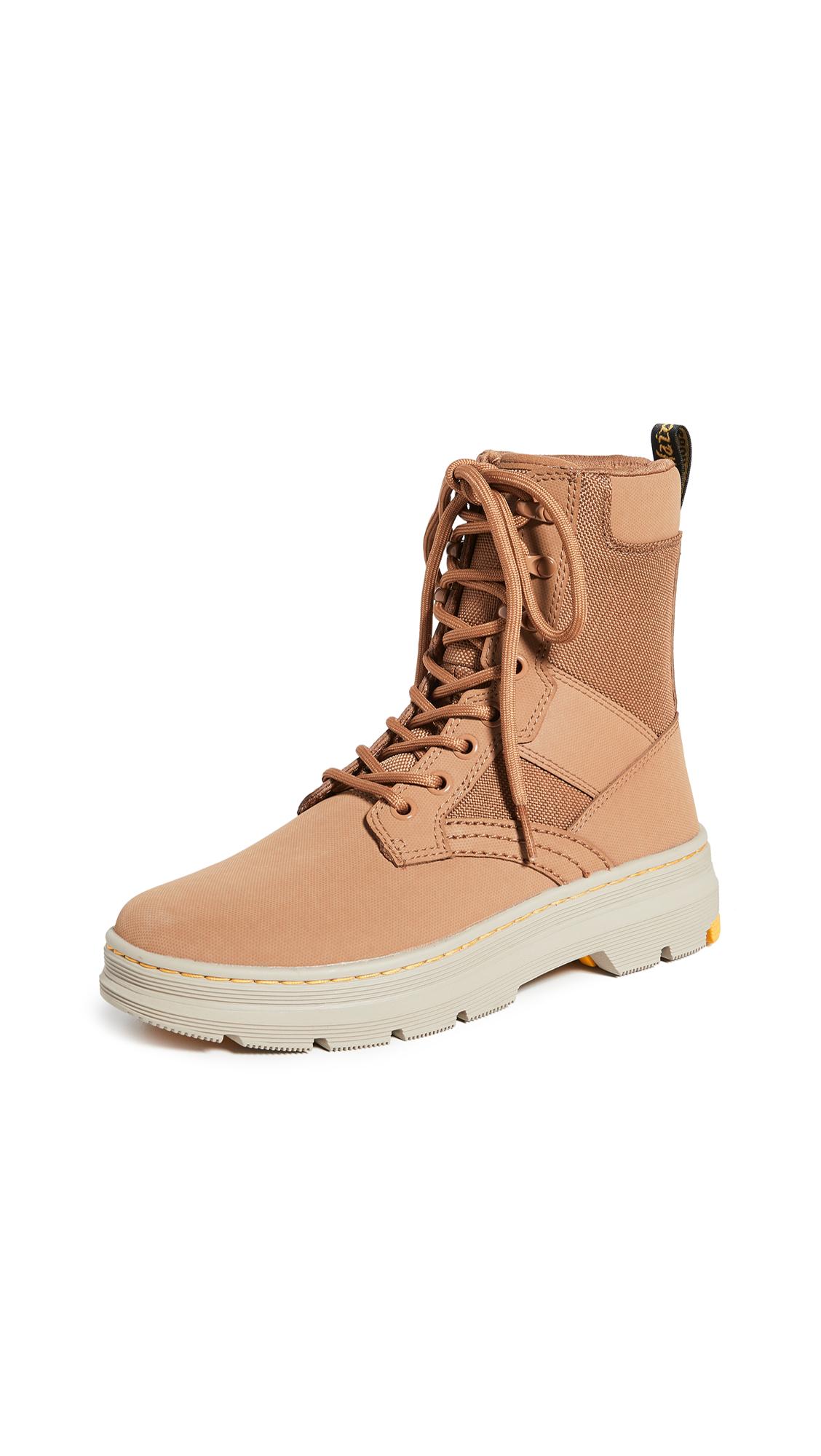 Buy Dr. Martens Iowa 8 Tie Boots online, shop Dr. Martens