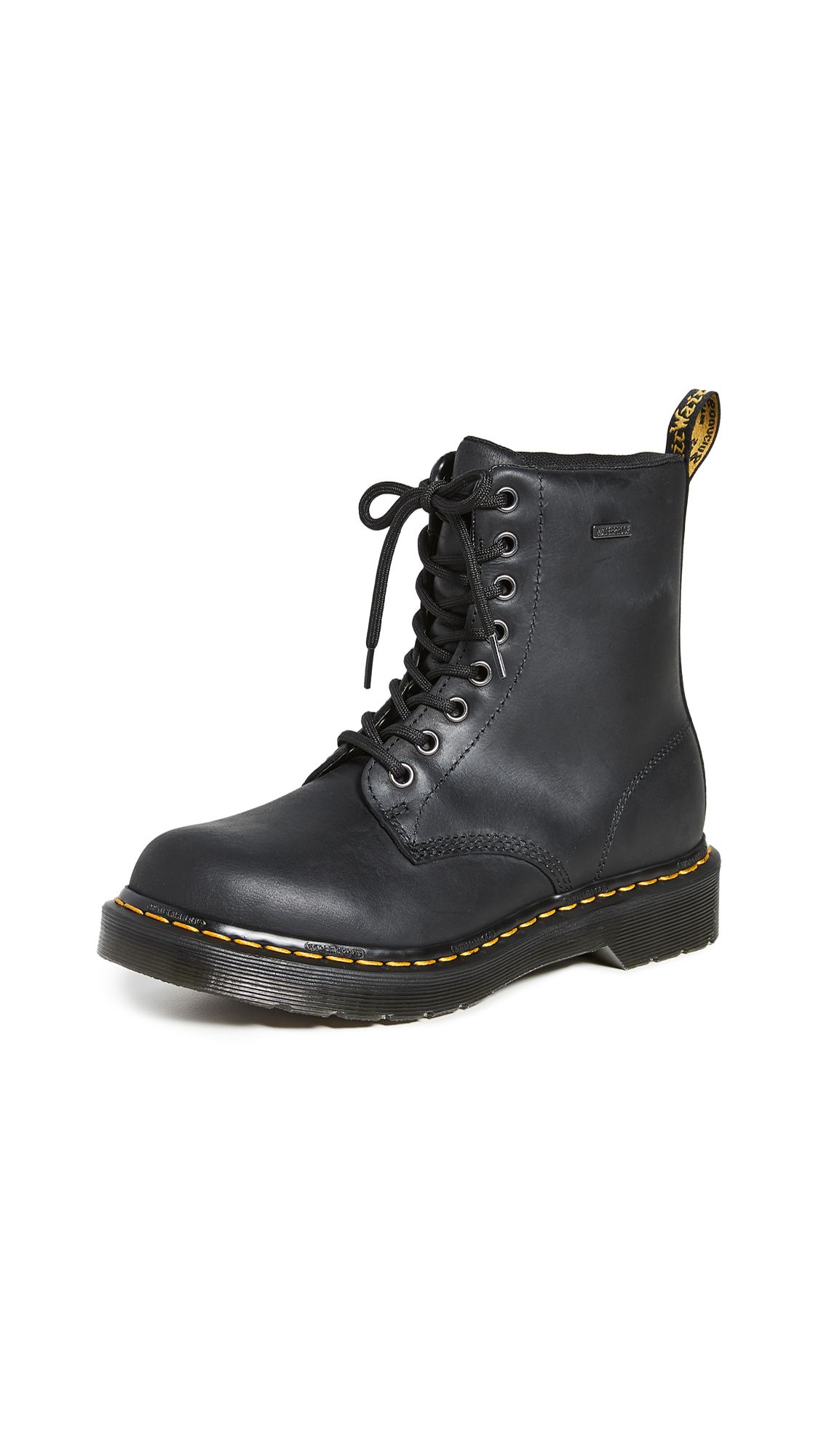 Buy Dr. Martens online - photo of Dr. Martens 1460 W Waterproof 8 Eye Boots