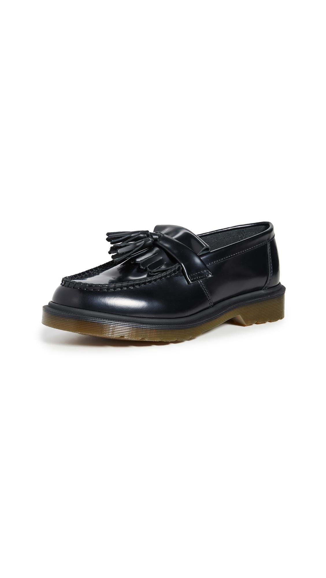 Buy Dr. Martens Adrian Tassel Loafers online, shop Dr. Martens