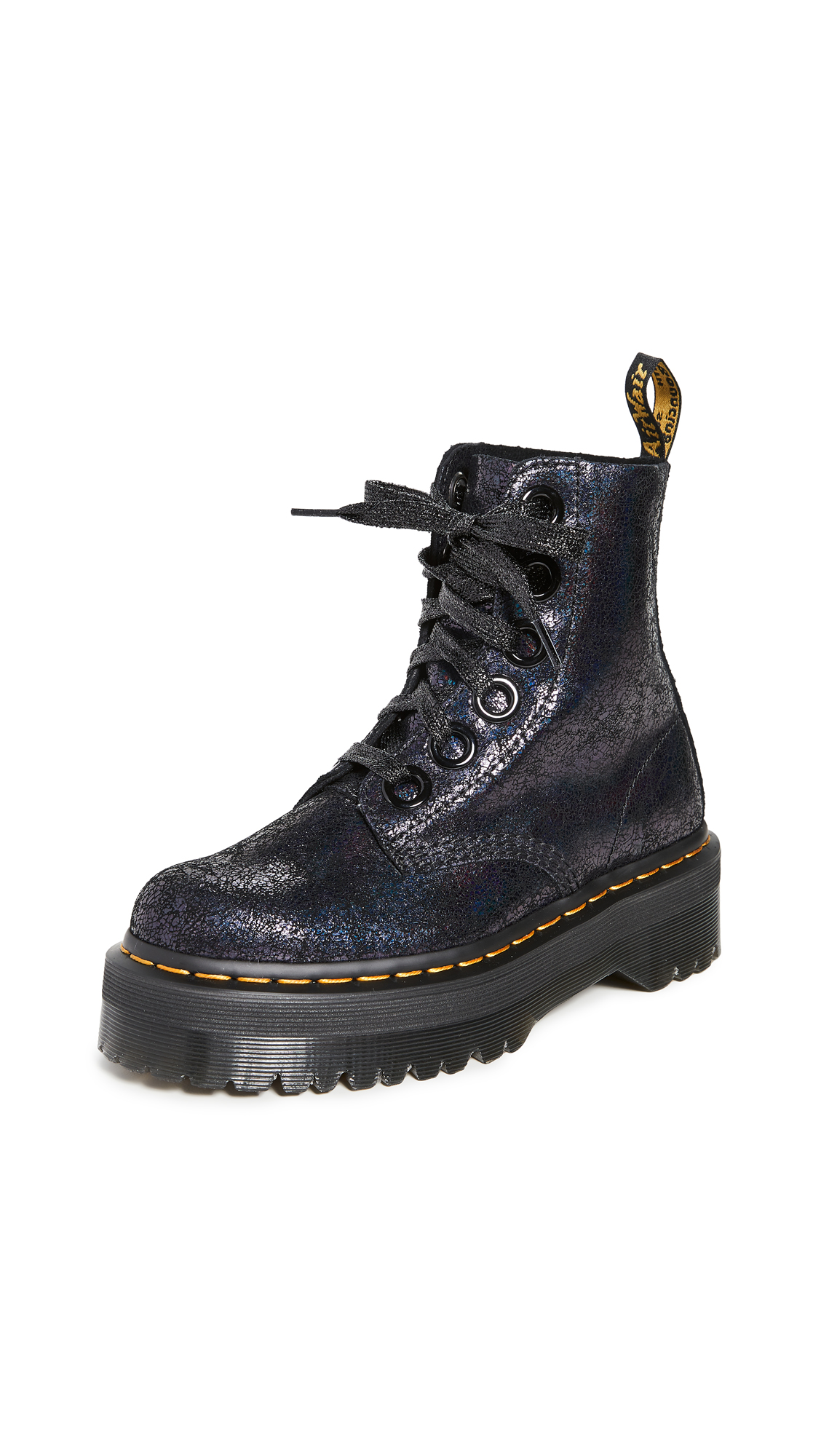 Buy Dr. Martens online - photo of Dr. Martens Molly Boots