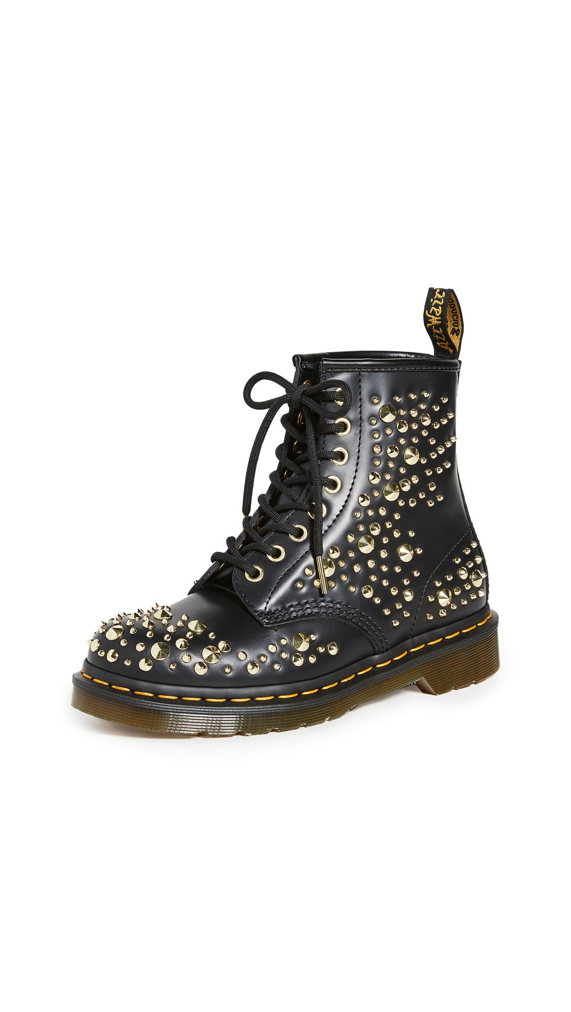 Buy Dr. Martens 1460 Deluxe Boots online, shop Dr. Martens