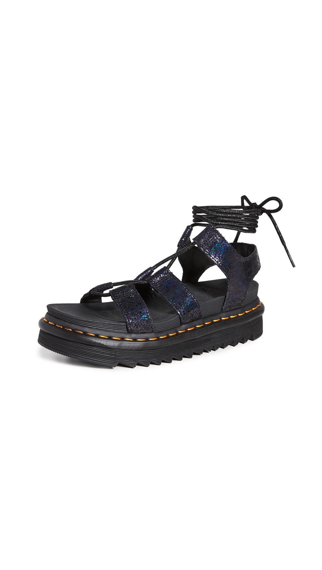 Buy Dr. Martens Nartilla II Sandals online, shop Dr. Martens