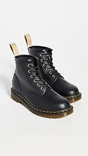 Dr. Martens Vegan 101 6 Eye Boots