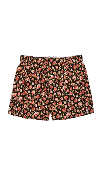 Druthers Rose Boxers