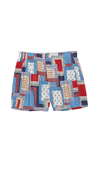 Druthers Patchwork Boxers