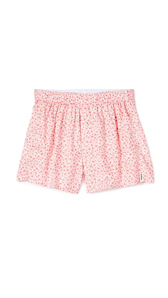 Druthers Micro Floral Boxers
