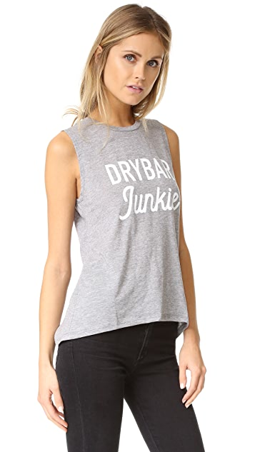 Drybar Drybar Junkie Muscle Tank