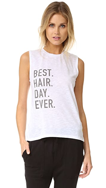 Drybar Best Hair Day Ever Tank