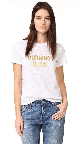 Drybar Футболка Mornings Blow