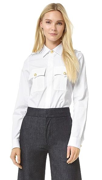 DSQUARED2 Рубашка Sergent