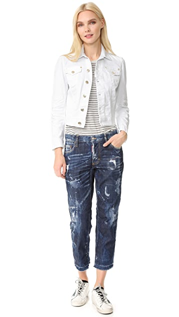 DSQUARED2 Jean Jacket