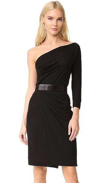 DSQUARED2 Платье с открытым плечом