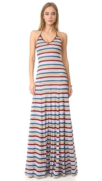 DSQUARED2 Sleeveless Maxi Dress