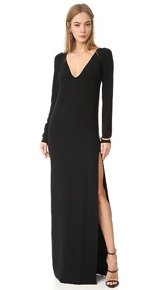 DSQUARED2 Платье без рукавов с V-образным вырезом