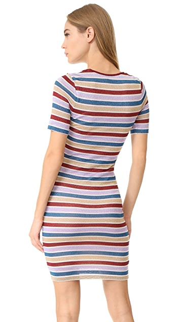 DSQUARED2 Short Sleeve Dress