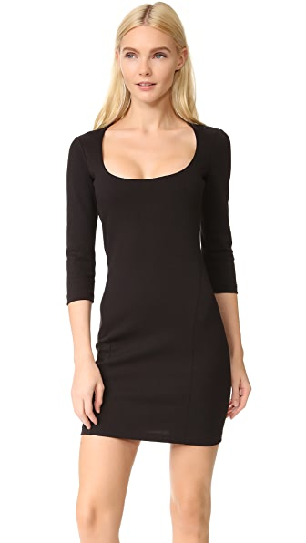 DSQUARED2 Long Sleeve Dress
