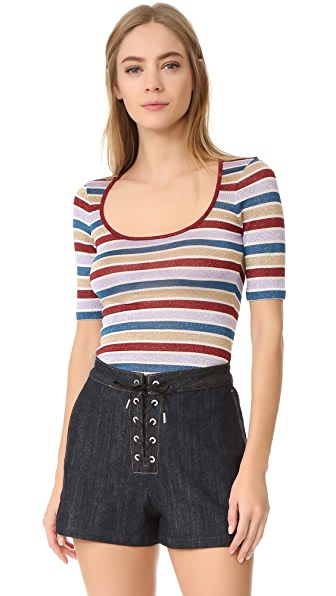 DSQUARED2 Striped Shirt