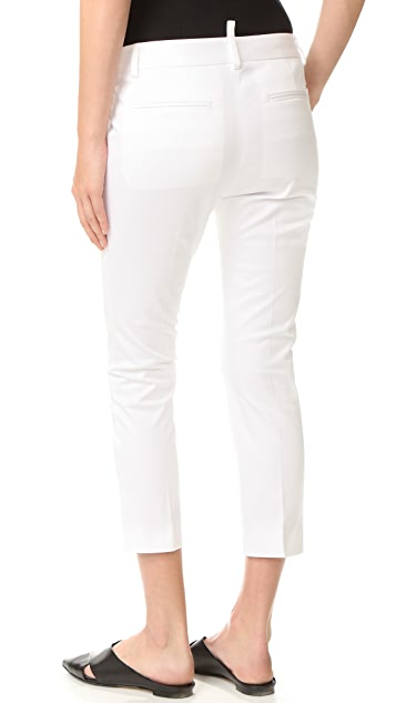 DSQUARED2 Cool Girl Cropped Pants