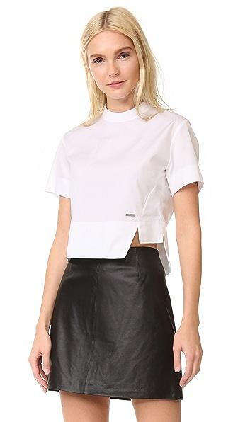 DSQUARED2 Короткая футболка