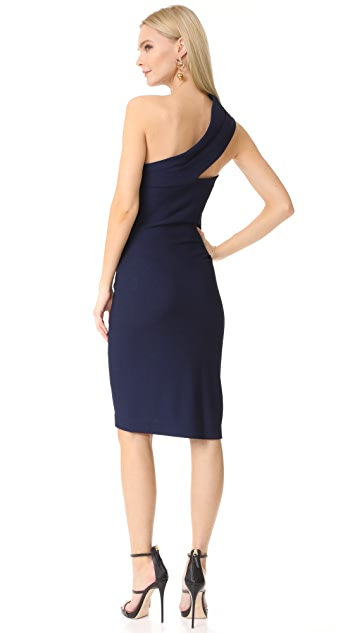 DSQUARED2 One Shoulder Dress