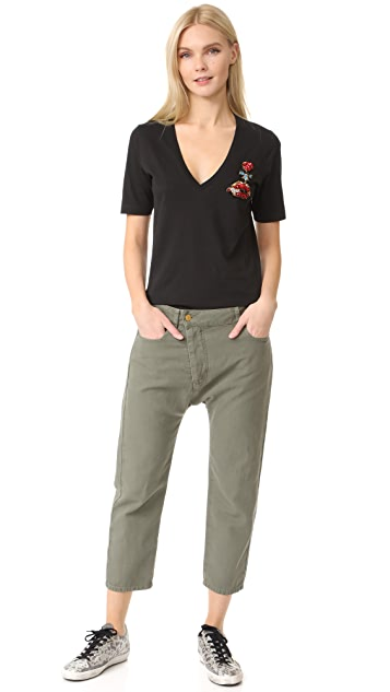 DSQUARED2 T-Shirt with Patch