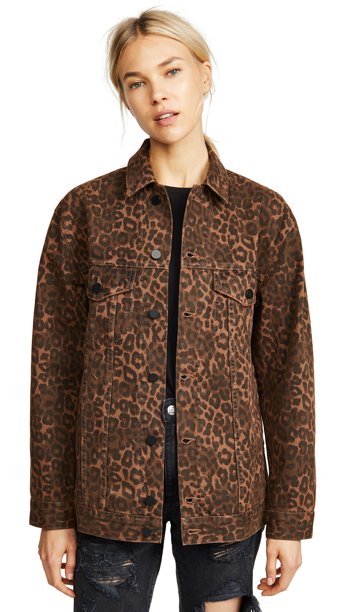 Denim x Alexander Wang Daze Jacket