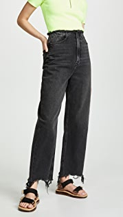 Denim x  Alexander Wang Split Jeans