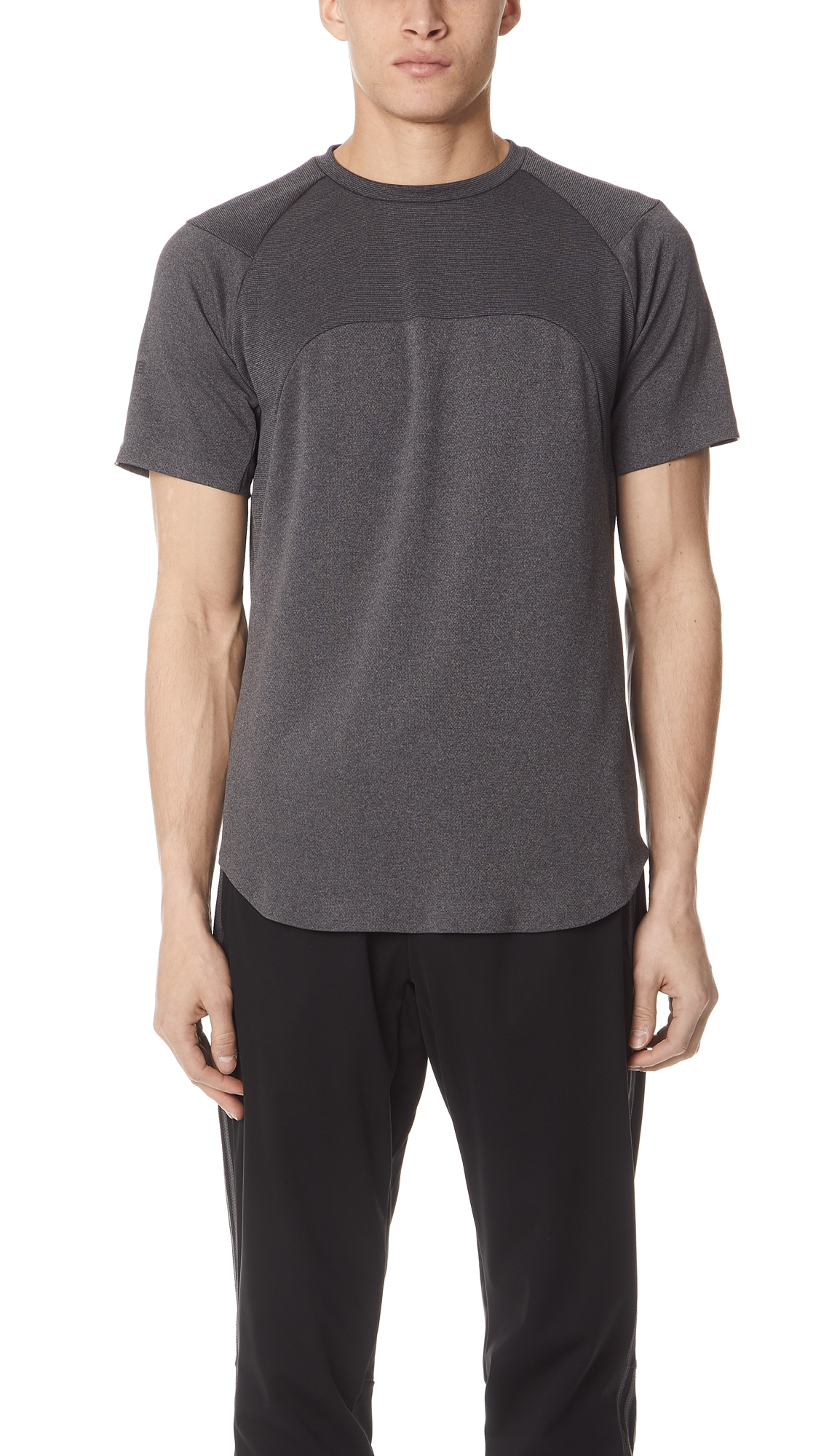 DYNE PAPERT SHORT SLEEVE TOP