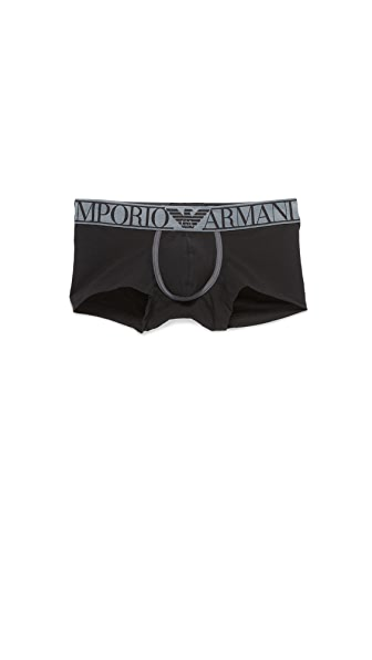 Emporio Armani Magnum Stretch Cotton Trunks