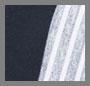 White Stripe/Anthracite