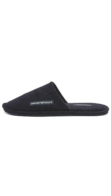 Emporio Armani Slippers