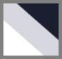 Grey/White/Navy