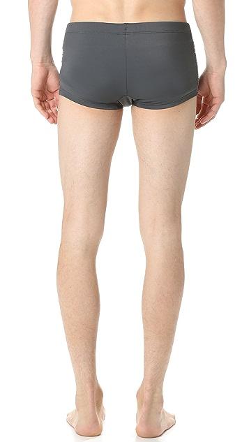 EA7 by Emporio Armani Premium Swim Shorts