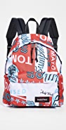 Eastpak x Andy Warhol Padded Pak'r Backpack