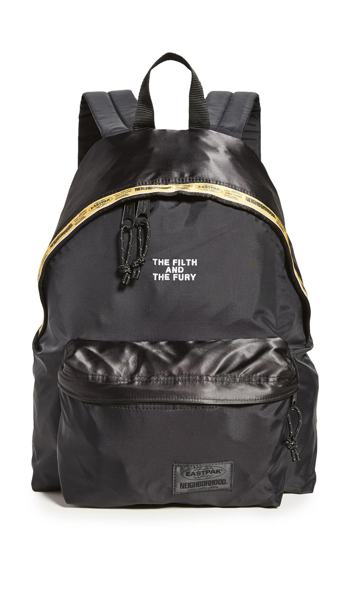 Eastpak Backpacks X NEIGHBORHOOD PADDED PAK'R BACKPACK