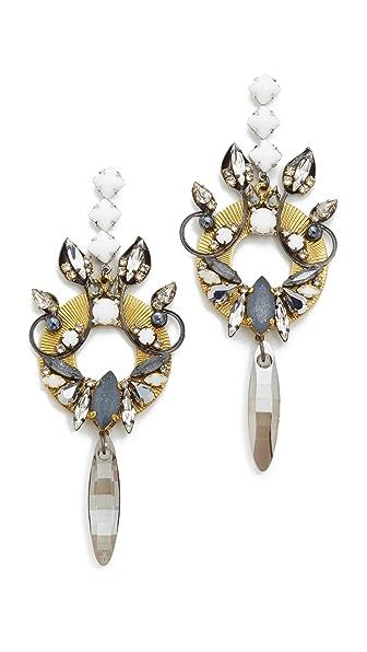 Erickson Beamon Jillian Earrings
